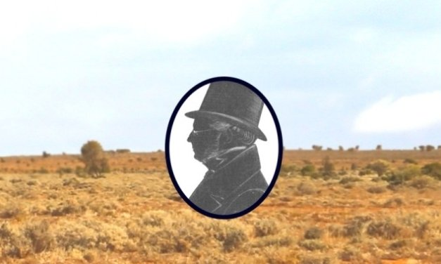 Highlight: A Country to be Reckoned With: The True Story of Australia's Pioneer Stock Agent
