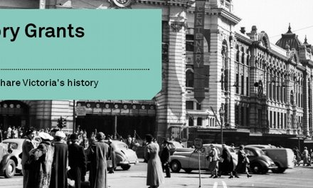 Applications for Victorian Local History Grants 2018-19 Now Open