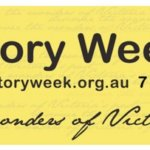 Victoria's History Week, 7-14 October 2018