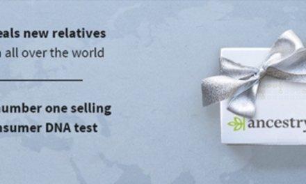 AncestryDNA Kits on Sale During November