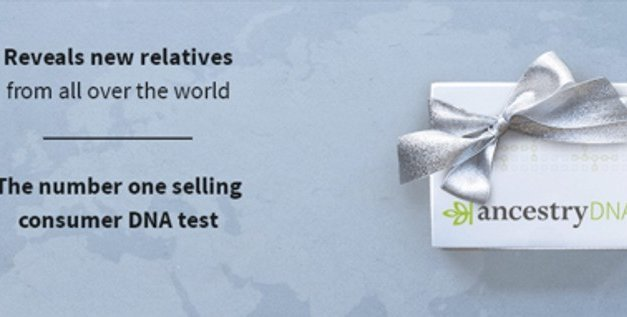 AncestryDNA Kits on Sale During November