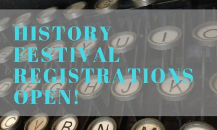 Event Registrations Open for South Australia's History Festival 2019