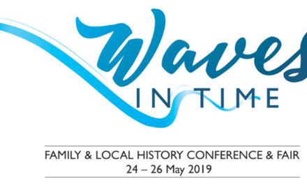 Registration Open for Waves in Time 2019 Genealogy Conference
