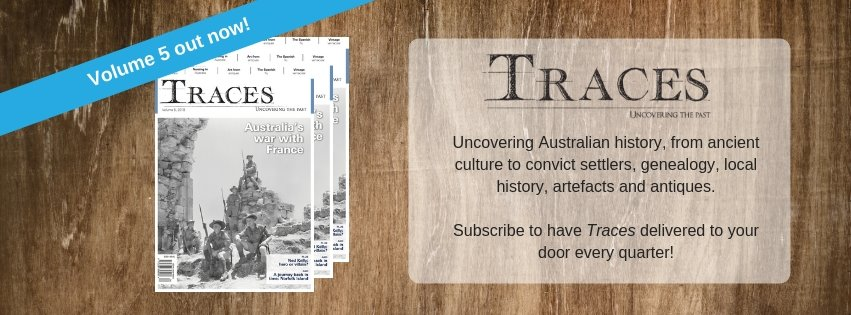 Traces Magazine – Issue 5 (December 2018)