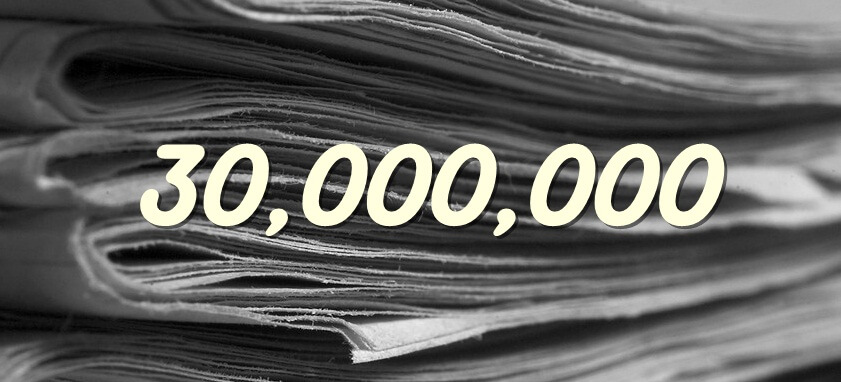 30,000,000 Reasons to Use the British Newspaper Archive