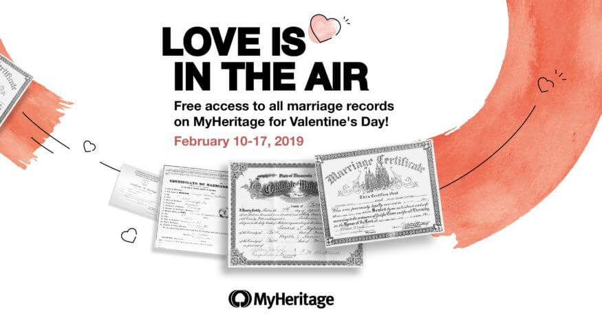 Search 400 Million Marriage Records … for FREE!!