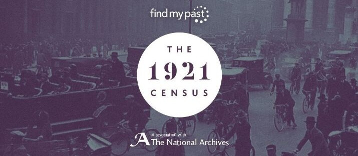 The UK 1921 Census is Coming Online … to Findmypast