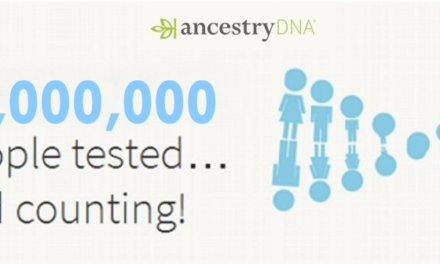 AncestryDNA: 15 Million and Counting!