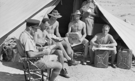 1 Million Australian WWII Records to be Digitised … and Free