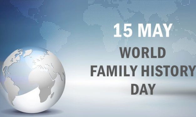 15 Ways to Celebrate 'World Family History Day' on 15 May
