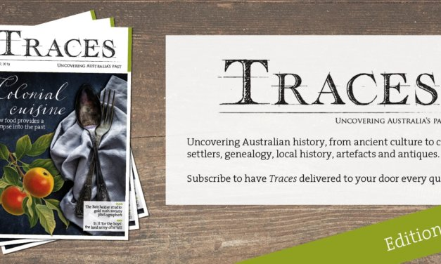 Traces Magazine – Issue 7 (June 2019)