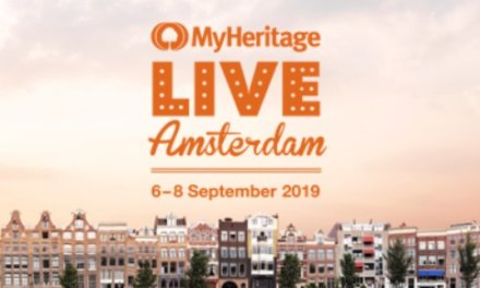MyHeritage LIVE (from home)