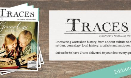 Traces Magazine – Issue 8 (September 2019)