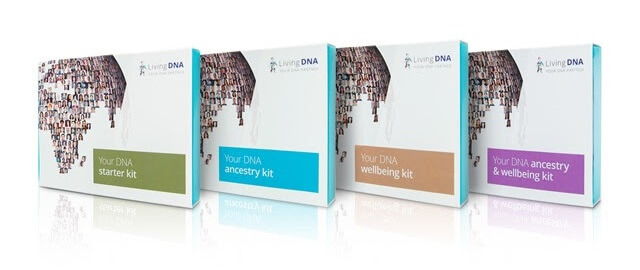 Living DNA Introduces New DNA Test Kits