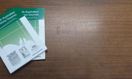 A 'MUST' for Researchers of South Australian Genealogy and History