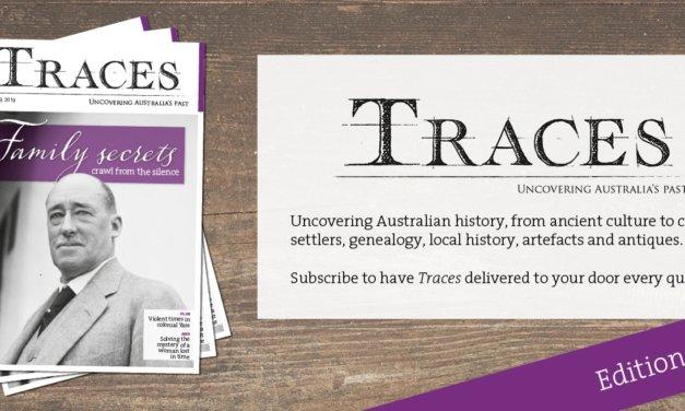 Traces Magazine – Issue 9 (January 2020)