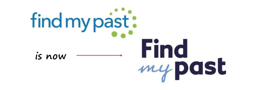 Findmypast Gets a Rebrand