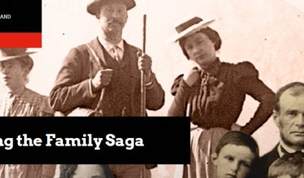 "Registrations Open for the UTAS ""Writing the Family Saga"" Online Course"