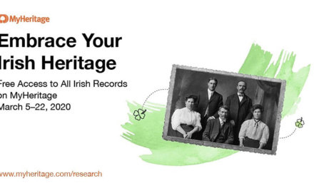 Search 14 Million Irish Records for FREE on MyHeritage