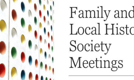 Society Meetings During the Coronavirus Lockdown and Beyond