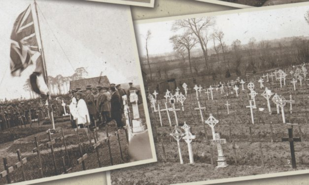 Highlight: Photographing the Fallen, a War Graves Photographer on the Western Front 1915-1919