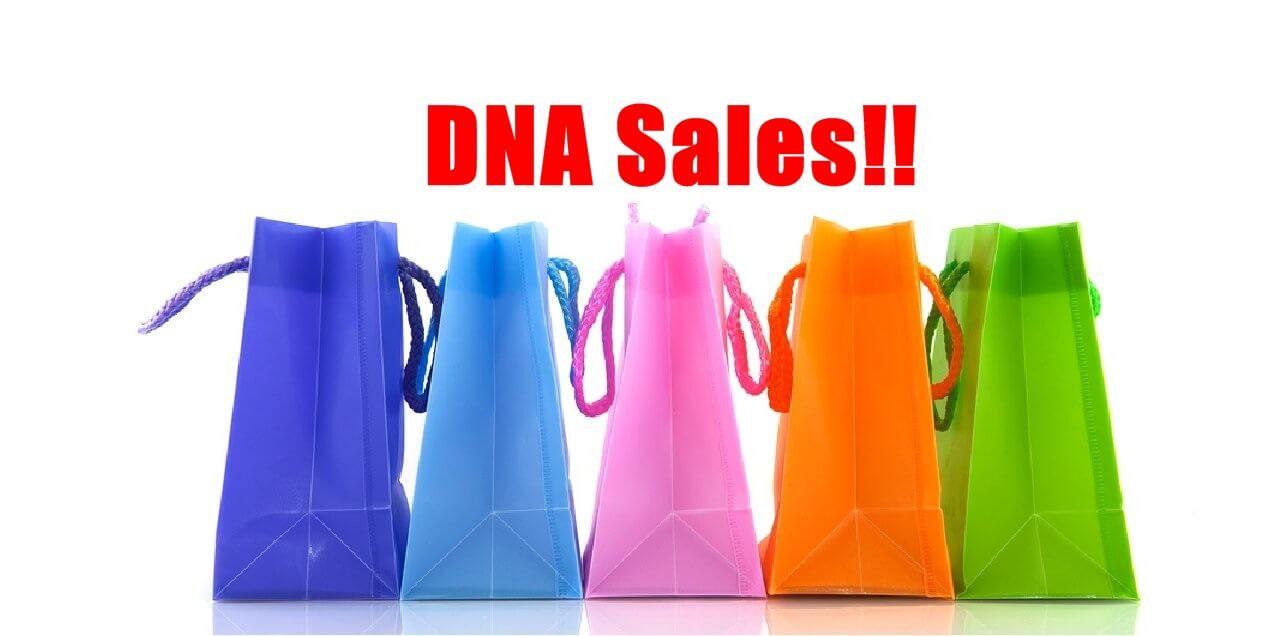 Current DNA Sales