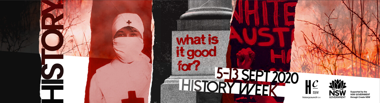 New South Wales History Week, 5-13 September 2020