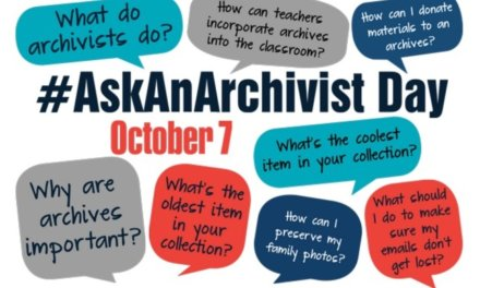 #AskAnArchivist DAY – 7 October 2020