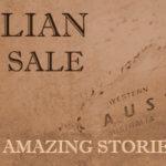 Australian History Book Sale