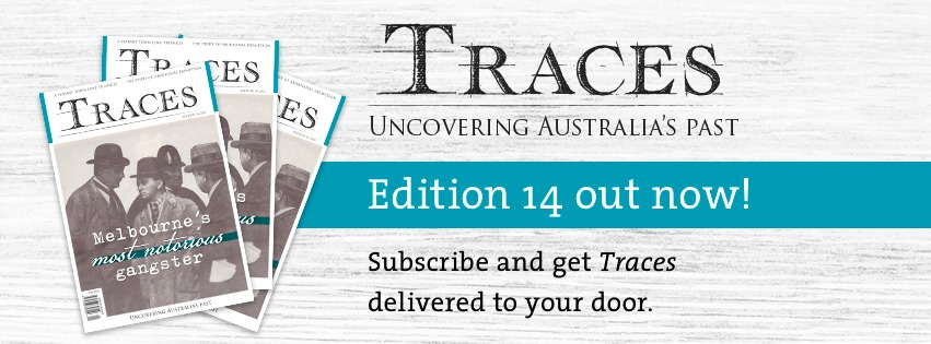 Traces Magazine – Issue 14 (April 2021)