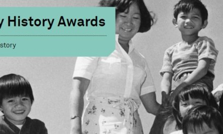 Victorian Community History Awards 2021 Now Open