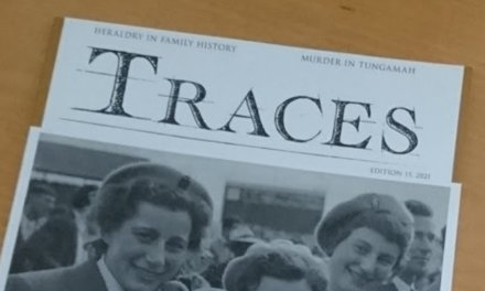 Traces Magazine – Issue 15 (July 2021)