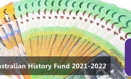 Last Chance for South Australian History Fund 2021-2022 Applications