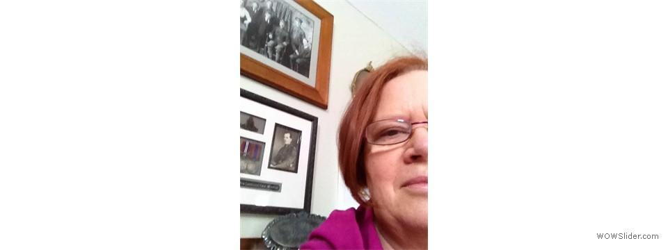 #genealogyselfie
